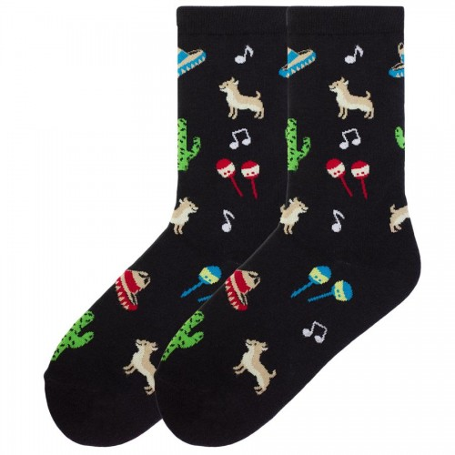 Chihuahua Hat Dance Socks