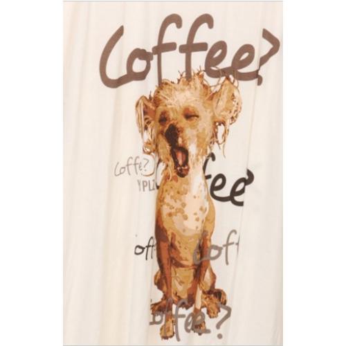 Coffee Dog Tank Top