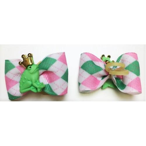 Frog Prince Bow