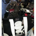 Pampered Poodle Rescue Me Tote