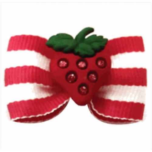 Strawberry Bow