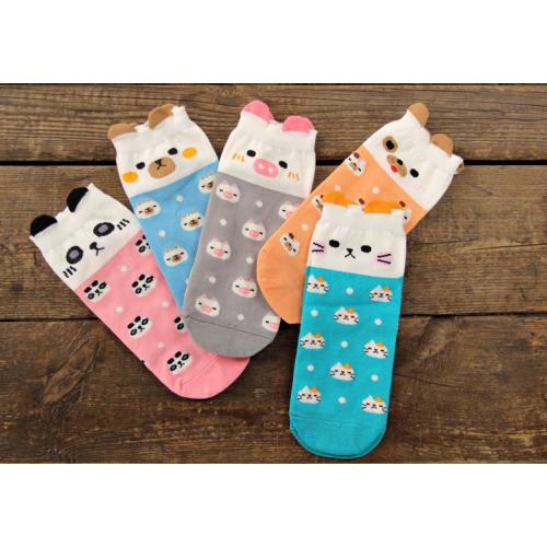 Animal Ear Socks