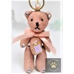 Sparkle Coco Bear Keychain Bag Charm