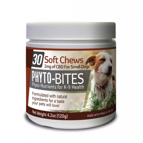 CBD Small Dog Soft Chews