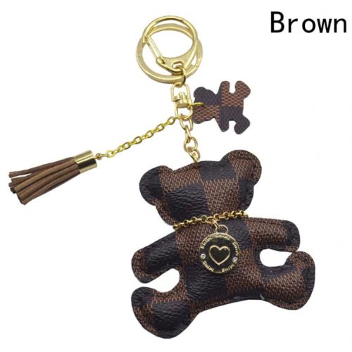 Bear Handbag Ornament Keychain