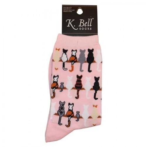 Cat Tails Socks
