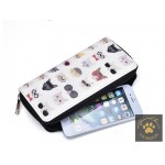 Cats Wearing Glasses Wallet