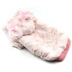 Minky Bunny Ear Coat