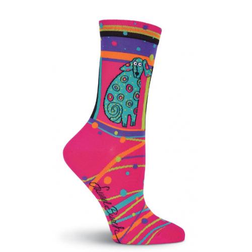 Laurel Burch Matisse Socks