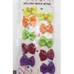 10 PCS Velcro Mouse Bows
