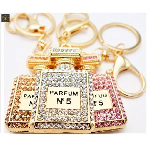 Perfume Keychain
