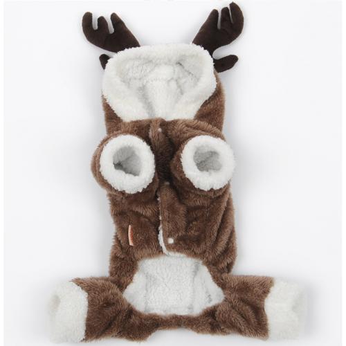 Moose Onesie Hoodie