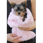 Faux Fur Snuggle Pup Sleeping Bags