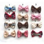 Designer Pet Bow Clips