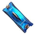 Designer Choke Free Harness Metallic