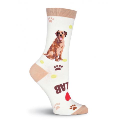 Labrador Crew Socks
