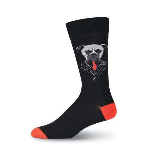 Men's Boxer Socks